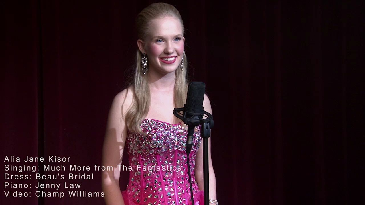 26th annual youth talent contest